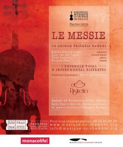 Le Messie Nov 15