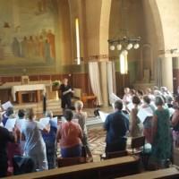 Chapel Rehearsal